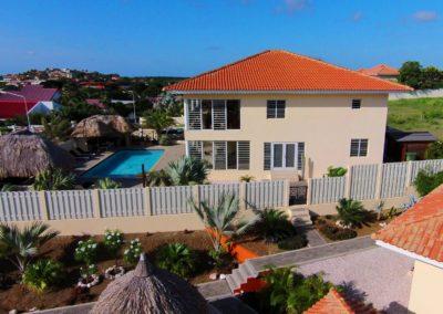 Panaché Appartementen en Bungalows Curacao